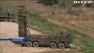 США и Северная Корея готовятся к войне