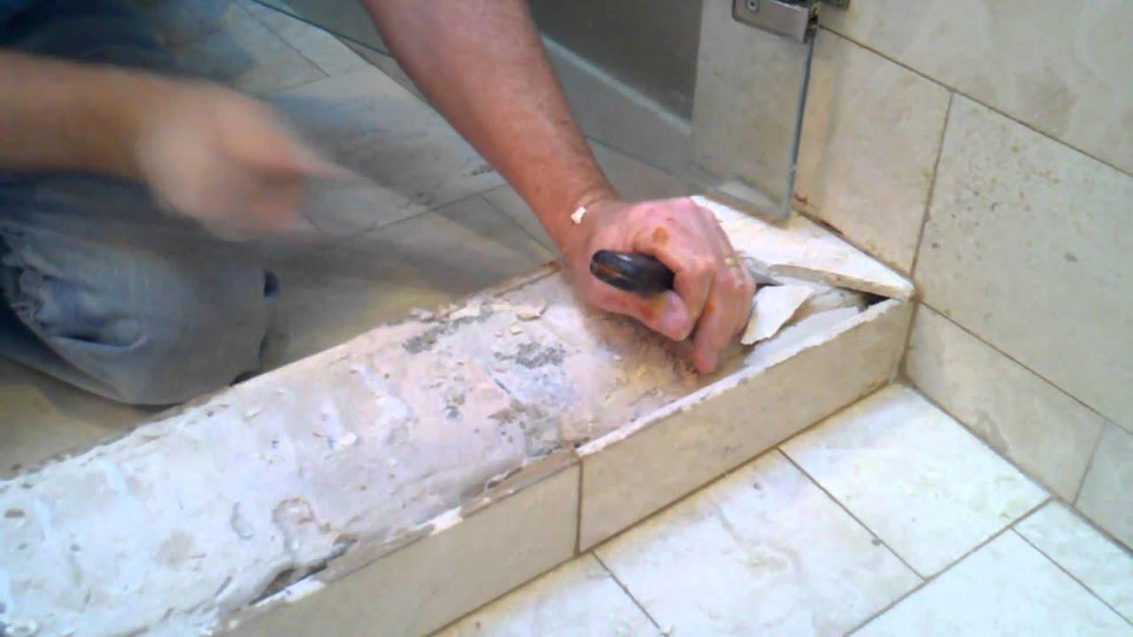 Bottom Threshold repair  YouTube