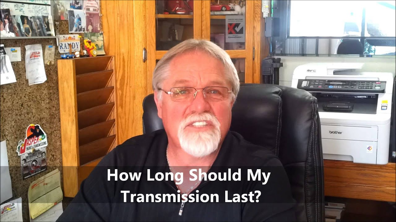 How Long Should My Transmission Last Video Youtube
