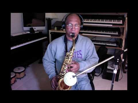 Brett Young - Mercy - (Saxophone Cover by James E. Green)