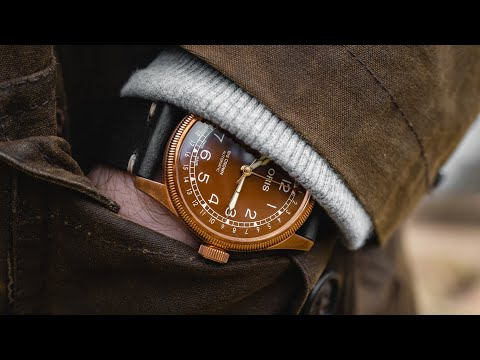 Bronze Watch After 2 Months! - Oris Big Crown Pointer Date
