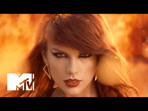 Hayley Williams On Taylor Swift's 'Bad Blood' Music Video | MTV News