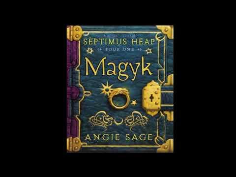 Septimus Heap Audiobook Magyk Chapter 1