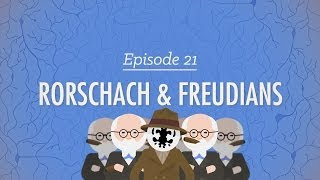 Rorschach and Freudians: Crash Course Psychology #21