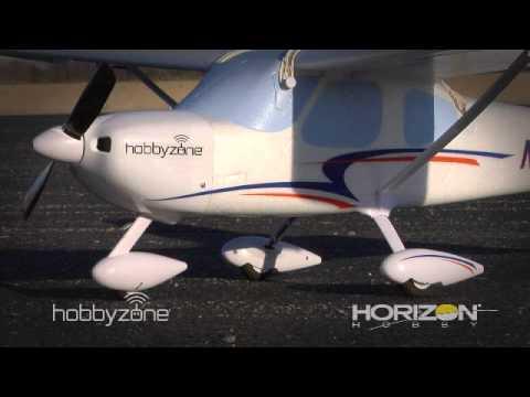 Радиоуправляемая авиамодель HobbyZone Glasair Sportsman RTF HBZ7600