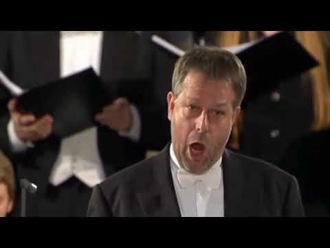 Bach Markus Passion BWV 247 reconstructed by Ton Koopman