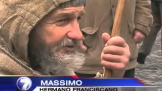 Misterioso hombre en el vaticano a unas horas de la eleccion del nuevo papa