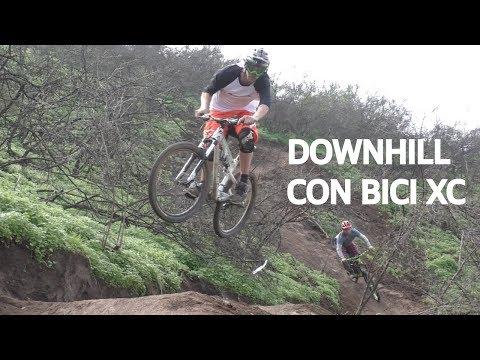 Test #3 - Downhill con XC doble suspensión! Scott Spark 60 de la Vale!