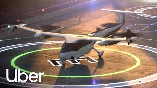 Uber AIR: The Future of Airborne Travel | Uber Elevate | Uber