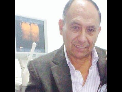 EXCLUSIVA! Radiologo Raymundo Salas  -La momia Maria la momia no es armada.