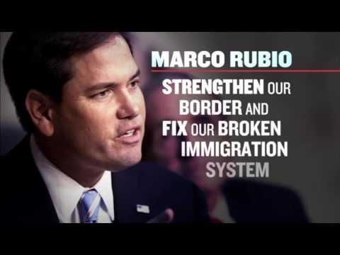 2016 Marco Rubio Campaign Ad - Train Wreck