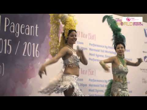 Mrs Singapore World TV 2015/16 : Episode 7 - Fashion Showcase & Talent Competition @ White Sands