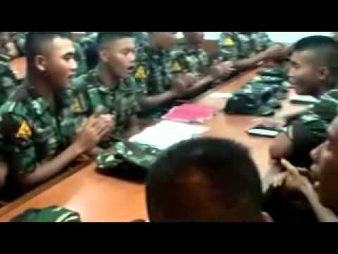 Siswa Dikmaba Elektronika Angkatan XXXIV Pusdiklek - Kobangdikal.MP4
