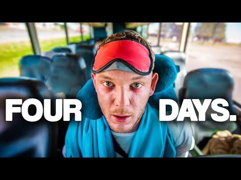 We Took the Longest Bus Ride in America