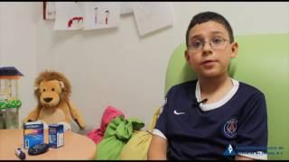 Agradecimiento a One touch por el apoyo al Campamento de niños con diabetes