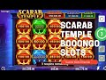 ONLINE SLOTS - Scarab Temple Best Online Slots To Play By Booongo