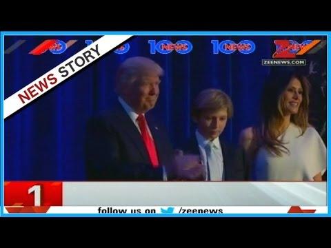 Donald Trump becomes