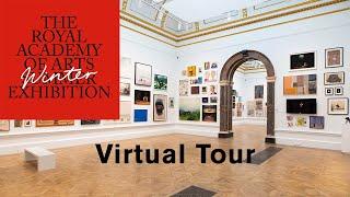 Virtual tour: Summer Exhibition 2020