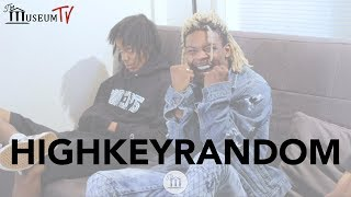 HighKeyRandom talks LOVEPARADE, Casanova 2x & Mentality for Consistency | #TMTV