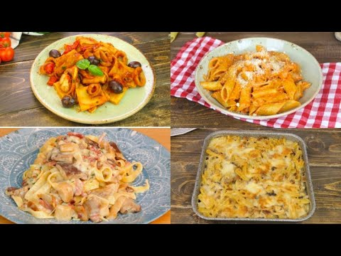 Did someone say pasta Here are 4 ways to make it delicious