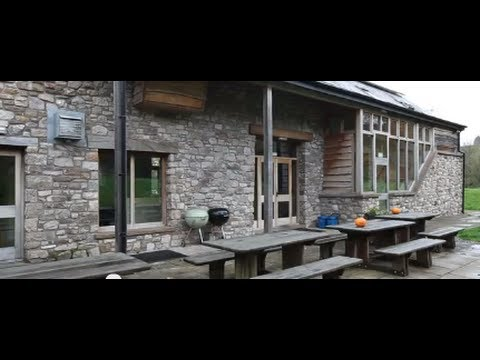 Greentraveller Video of The Wern Bunkhouse, Powys, Wales