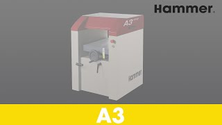 Woodworking Hammer A3 31 Planer-thicknesser - Felder Group
