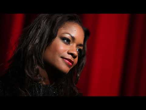 Naomie Harris  From Baby to 41 Year Old