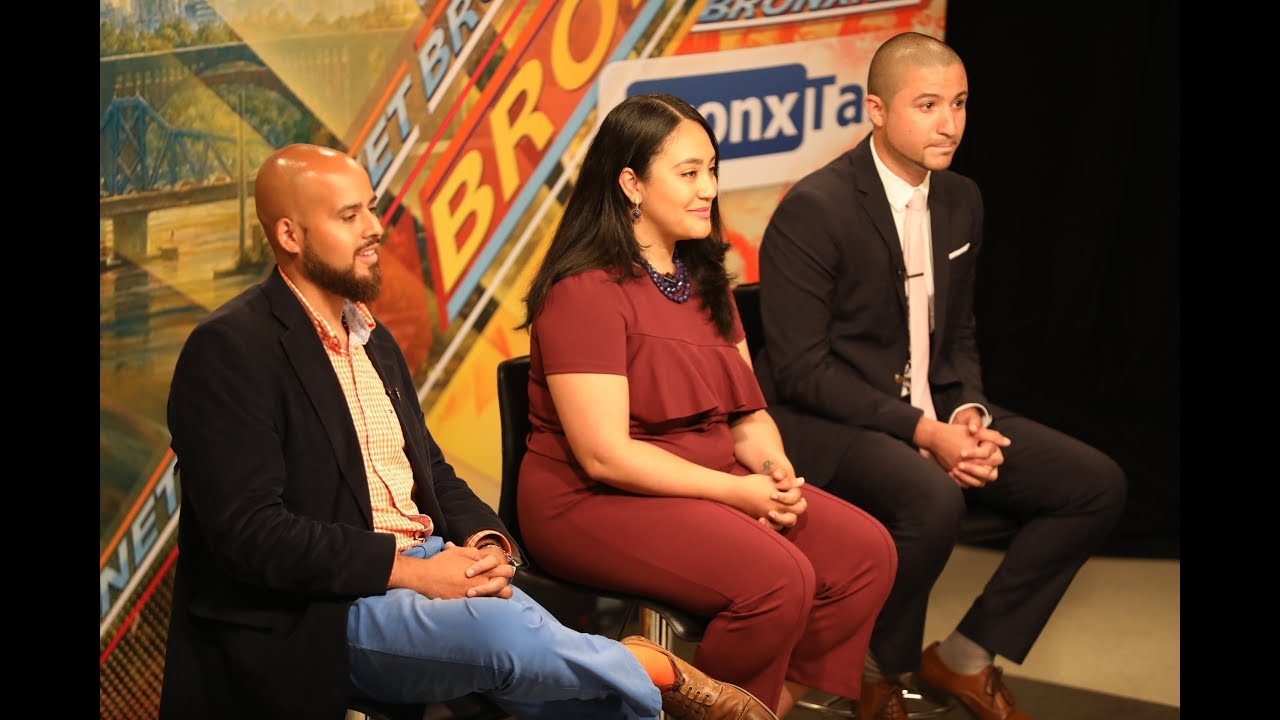 BronxTalk 18th CD Primary Debate
