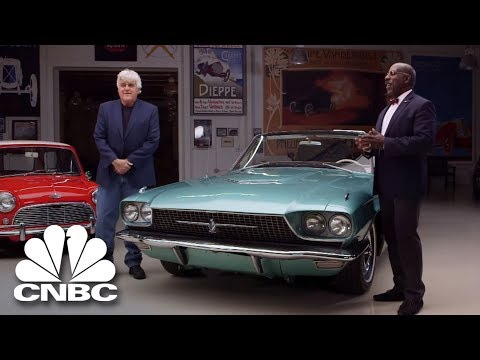 Jay Leno's Garage: Appraiser Donald Osborne And Jay Leno Assess Great Movie Cars | CNBC Prime