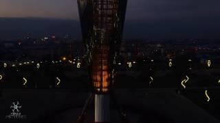 SHYMKENT NIGHT   ШЫМКЕНТ НОЧЬ 4K ULTRAHD