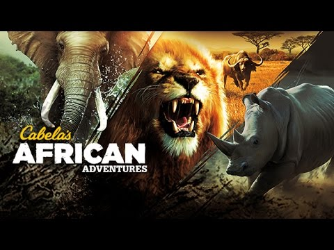 El Grand Theft Auto de Africa Cabela African Adventure PS4