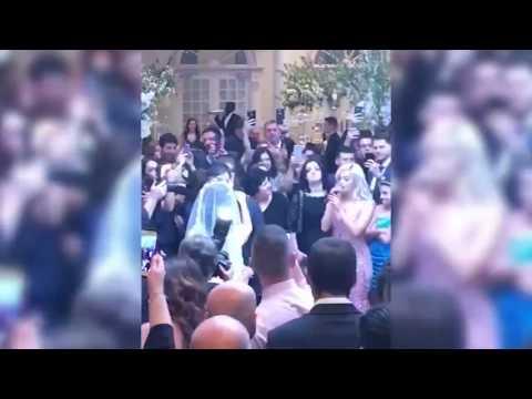 Monika Kryemadhi, Era dhe Bebe Rexha në një dasmë së bashku