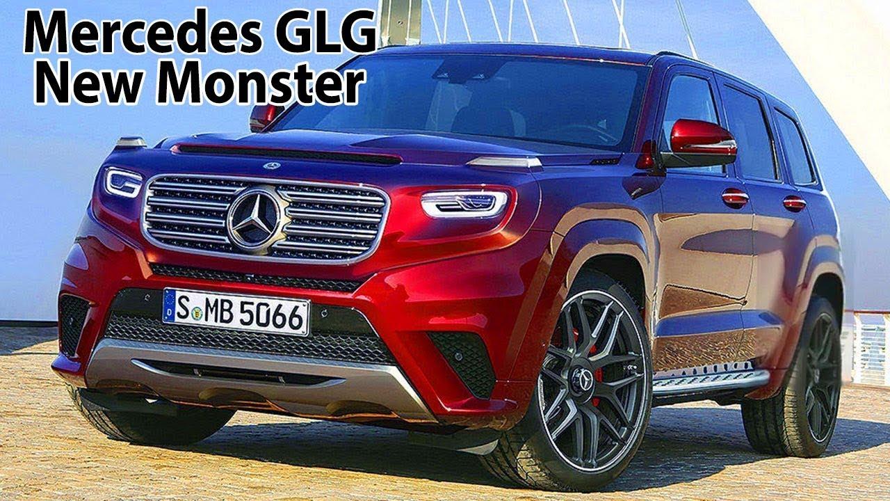 2020 Mercedes GLG / New Monster SUV - YouTube