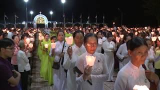 Đức Mẹ TàPao 12.8.2017: Diễn Nguyện và Chầu Mình Thánh Chúa