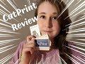 Cat Print Paper Product Sample Review