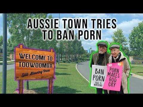Australian Town Trying To BAN PORN