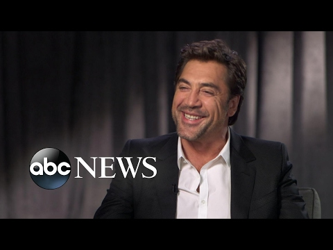 Javier Bardem dishes on playing the villain in new 'Pirates of the Caribbean' movie