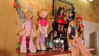 Сделано в Кузбассе HD: Изготовление текстильной куклы