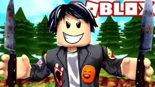 THE MOST TENSA PARTY OF MURDER MISTERY in ROBLOX 😱