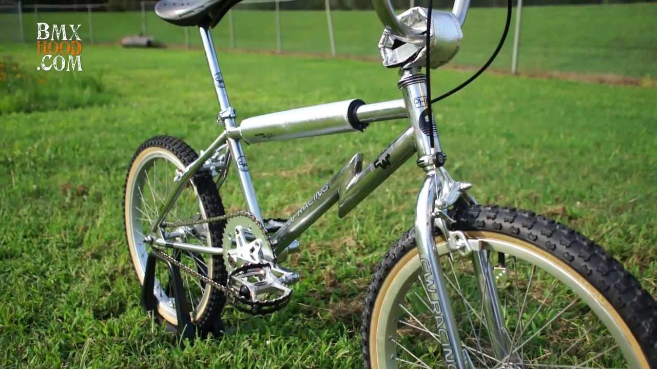 Vintage BMX Bike Check: 1983 CW Phase 1