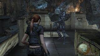 Resident Evil 4 Mod - Terminator T-600