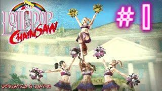Lollipop Chainsaw gameplay en español #1 Juliet - La cita