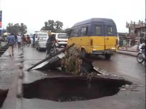 Mabulu na Kinshasa pasi na masi na mawa