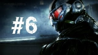 Crysis 3 Gameplay Walkthrough Part 6 - Bringing Down the Dam - Mission 3