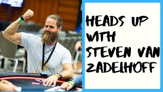HEADS UP with Steven van Zadelhoff