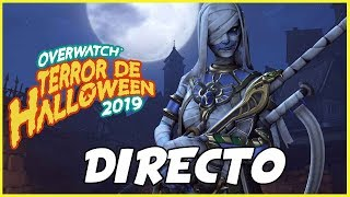 Overwatch: Evento halloween + Junkrat Infernal