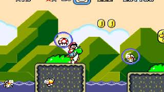 Double Time - Super Mario World - 8 - A Hole The Revengeance