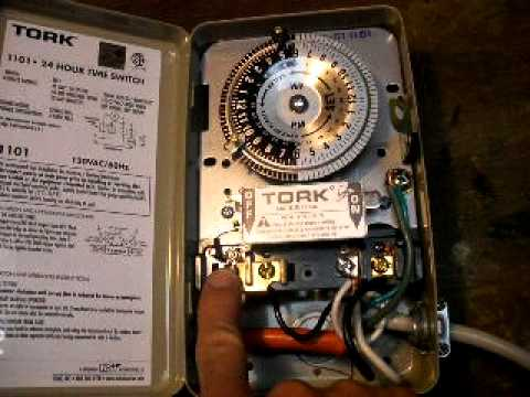 hqdefault?sqp= oaymwEWCKgBEF5IWvKriqkDCQgBFQAAiEIYAQ==&rs=AOn4CLCLDGY1aVYZQC6oOGtHnxrPas6VfA wiring a tork� 1101 for 120 volts youtube tork 1101 timer wiring diagram at gsmx.co