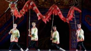 """06.Tchaikovsky, Suite da """"Lo Schiaccianoci"""" - Danza Cinese"""