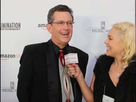 Award Recipient Richard Meyer Music Teacher Interview at ETM-LA Education Through Music Los Angeles